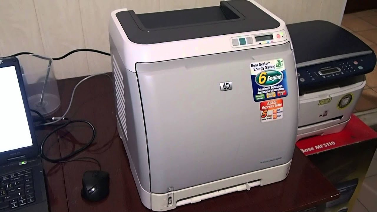 DRIVER UPDATE: HEWLETT PACKARD HP COLOR LASERJET 2600N
