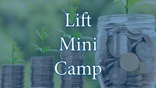 Lift Mini Camp Promo 2014