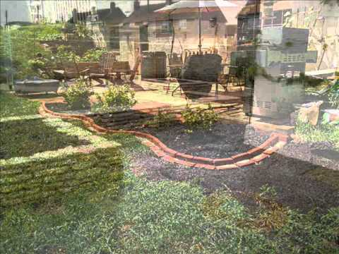 Garden Bricks I Garden Paving and Bricks YouTube