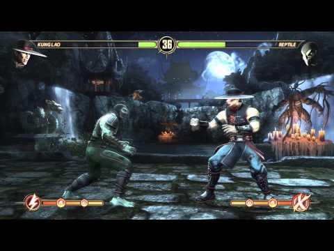 Mortal kombat gameplay en español entre amigos Joel Walter Victor y tanarp86