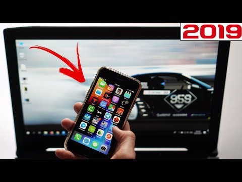 How To Transfer Files From PC To IPhone & IPhone To PC