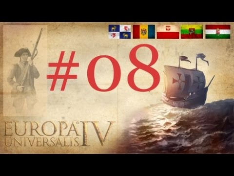 CZ Europa Universalis IV (+6 Expansions) Pt.8 - Polsko