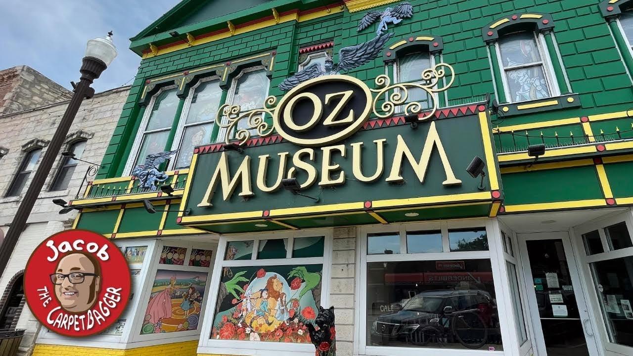 Wizard of Oz Museum - Wamego, KS