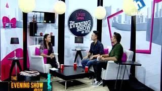 Alok Thapa and Raymon Das Shrestha (LIVON-THE EVENING SHOW @S!X)
