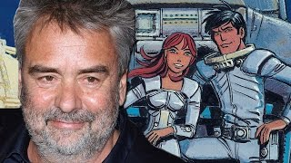 Luc Besson Taking On Sci-Fi Epic