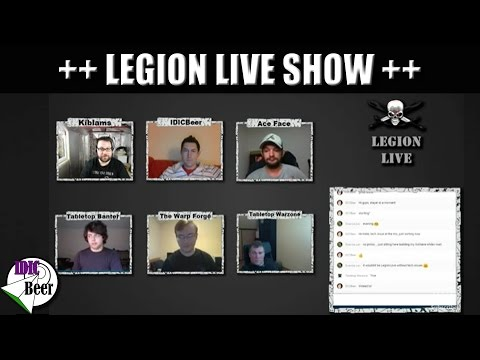 Legion Live Episode 6 - Death from the Skies