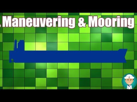 Maneuvering and Mooring During STS Operation
