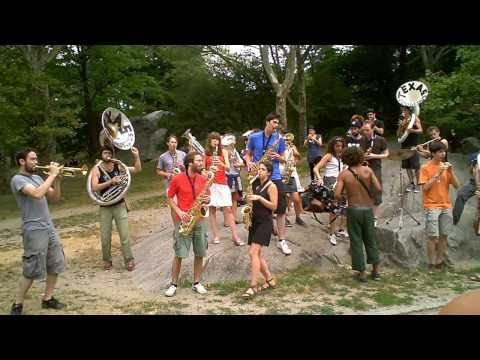 NYC Summer - Music in Central park  HD
