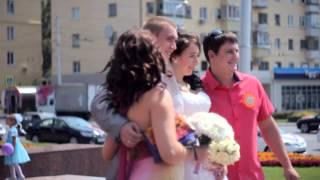 Видео на свадьбу Липецк Василий и Дарья 08 08 2015