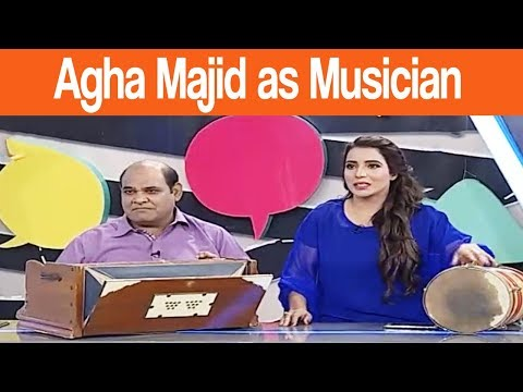 CIA - Agha Majid as Musician - 7 October 2017