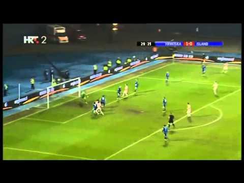 Hrvatska Island 2;0 kvalifikacije za sp DRAGO COSIC