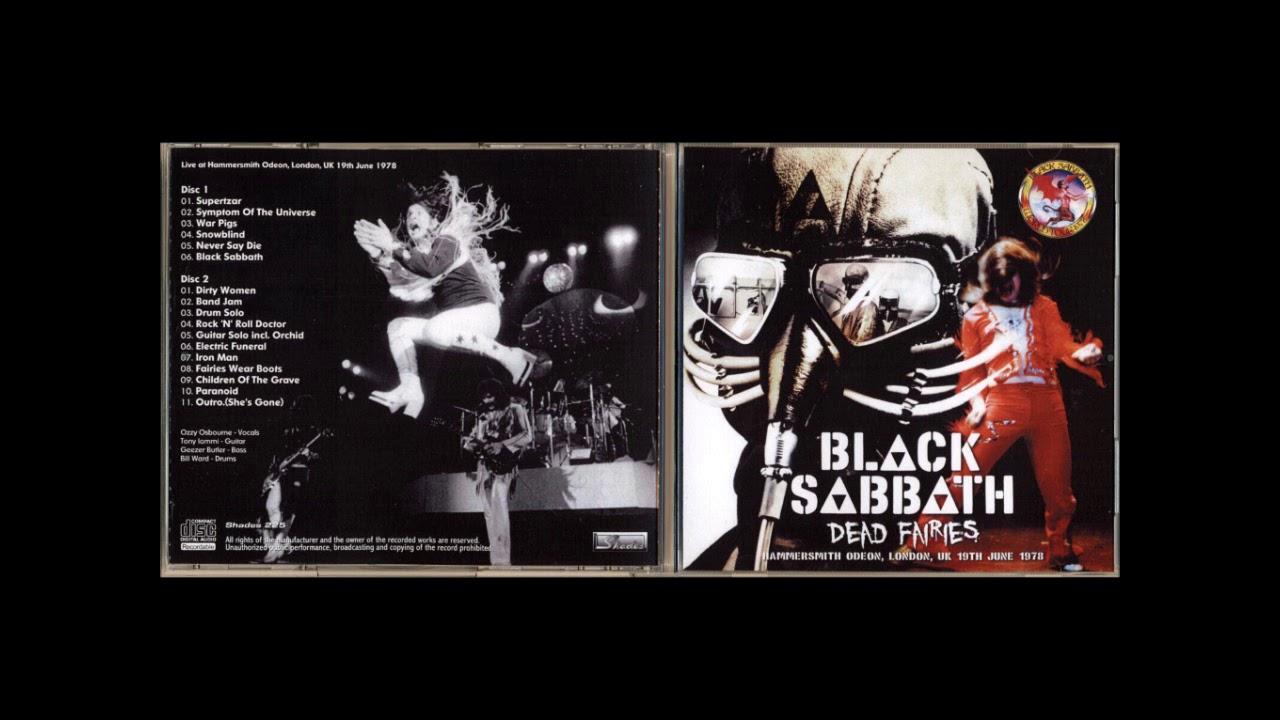 006 Black Sabbath