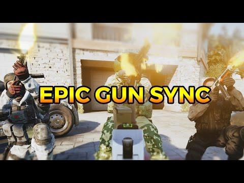 Epic Gun Sync - Rainbow Six Siege By Clan Marine.