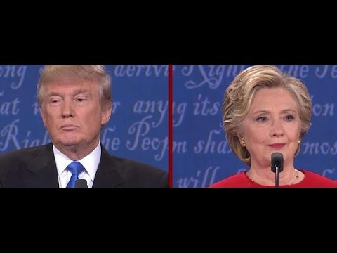 Presidential Debate Politics and Passion Analysis and Cheerleading