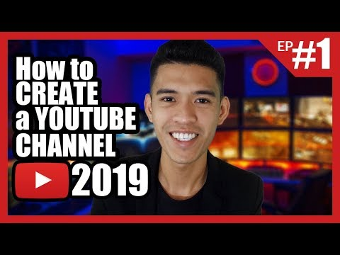 HOW TO CREATE A YOUTUBE CHANNEL 2019 (TAGALOG SUB) Beginners Guide Step by Step Ep.01
