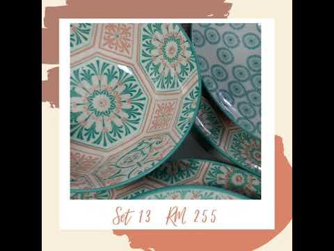 Prettyplates By Anna Set 13