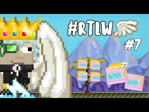 Growtopia Road To Legendary Wings 7 Ez Cook Oven Youtube