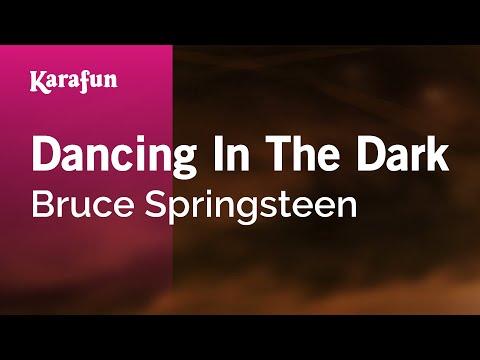 Karaoke Dancing In The Dark - Bruce Springsteen *