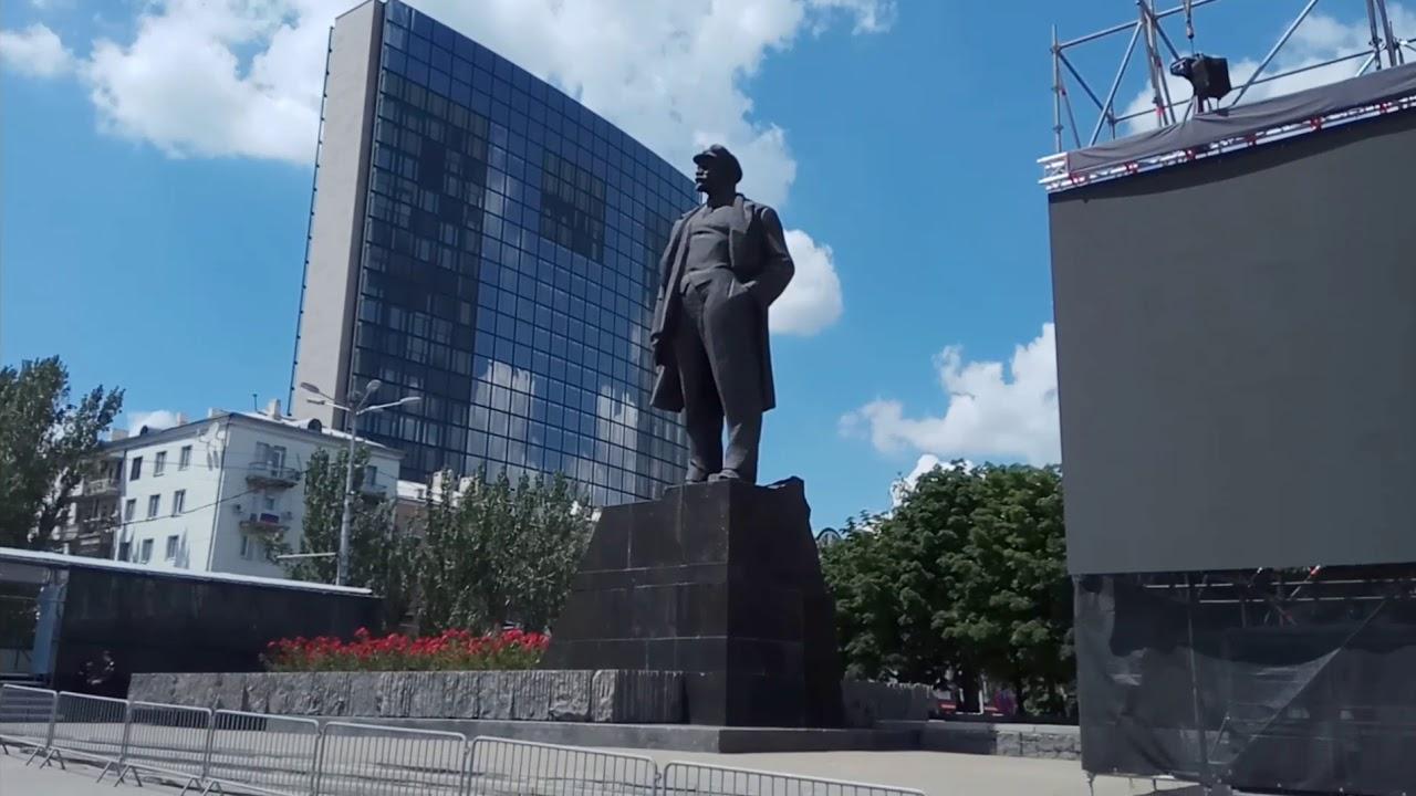 Донецк Петровка-77 Петровка рулит по Донецку. 23.6.20