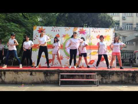 [ULIS Clubs' Day] Uptown Funk dance cover by StepUp Dancing Club