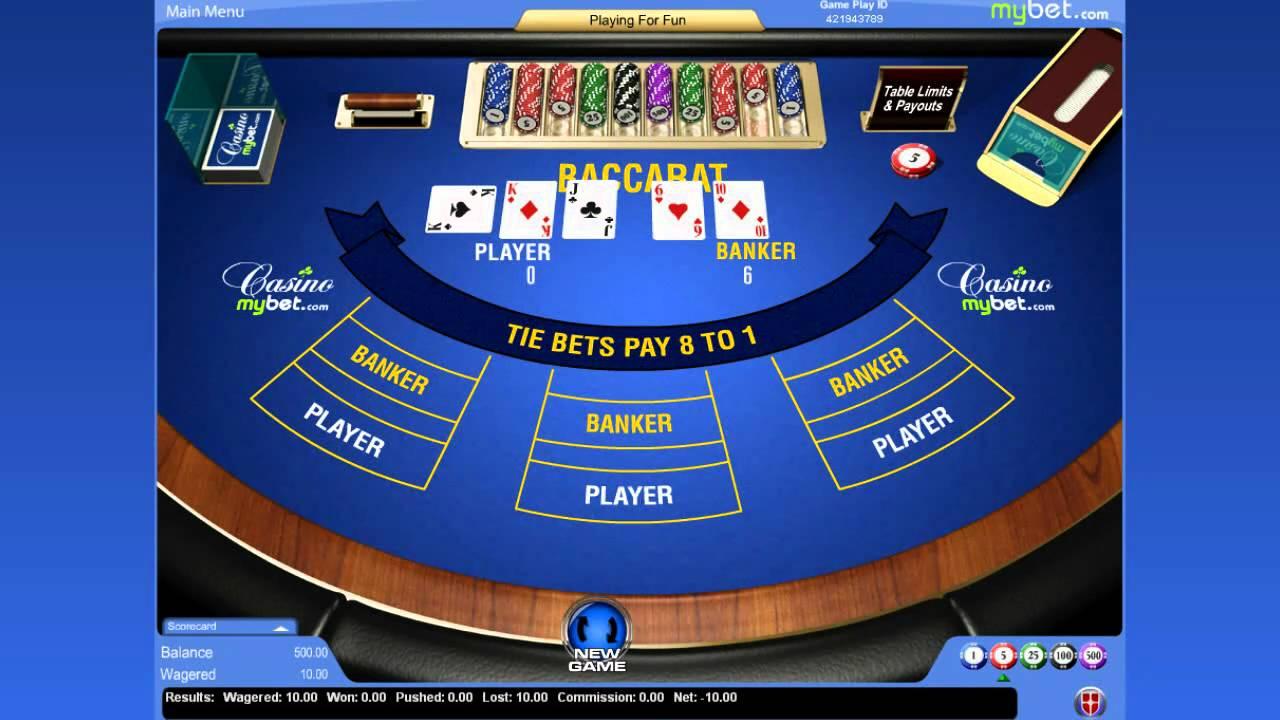 Casino Mybet Gratis