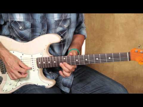 How to Play the Solo From Love Song by Tesla w PapaStache and Marty Schwartz