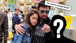 BOYFRIEND PRANK ON MY DAD!!!!! | Mary Pacquiao and Family |
