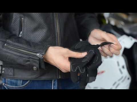 Мотоперчатки Scoyco MC08 Black
