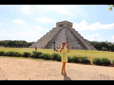 Chichen Itza Mexico - Amazing Tour of Mayan Pyramids