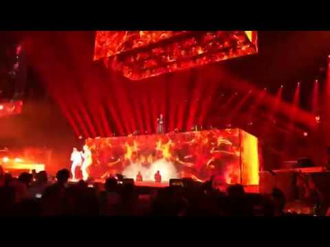 Presentación completa de Ricky Martin con Wisin y Yandel #ComoAntesTour