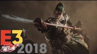 《榮耀戰魂》新改版將有中國武將參戰,關二哥駕到!【E3 2018】