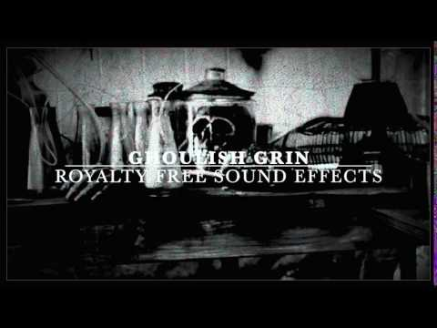 Jump Scare - Ghoulish Grin Royalty Free Sound Effects