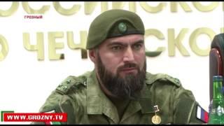 Даниил Мартынов назначен новым заместителем начальника Росгвардии по Чечне(, 2017-02-01T20:57:24.000Z)