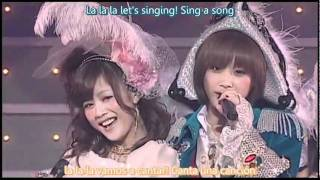 Morning Musume - Mr Moonlight ~Ai No Big Band (sub español)