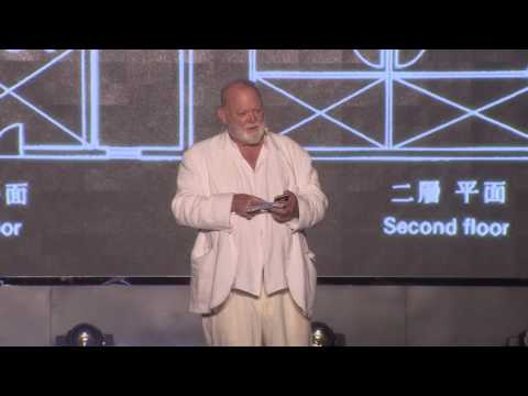 A commercial block that changed China | Benjamin T. Wood | TEDxXiguan