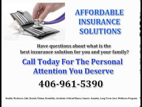 Affordable Health Insurance Missoula Montana | Call Today (406) 961-5390