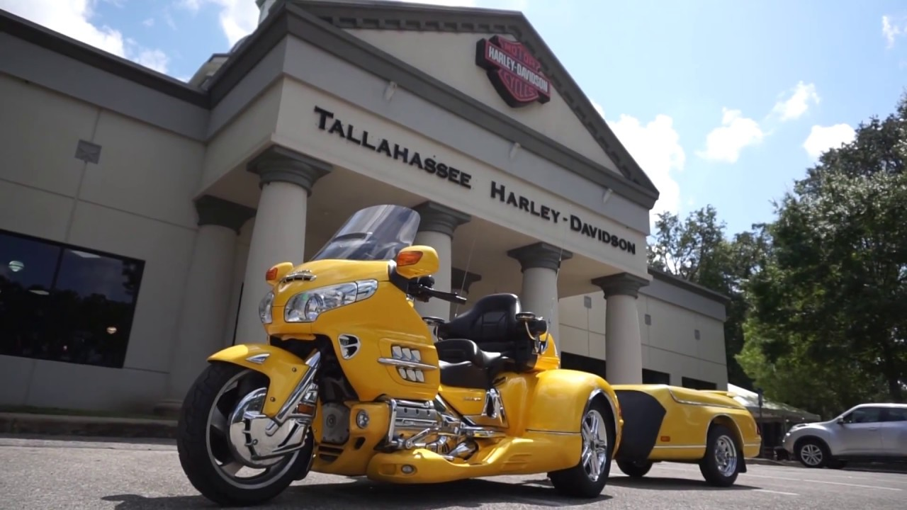 Used Honda Gold Wing Trike for Sale in Florida Georgia