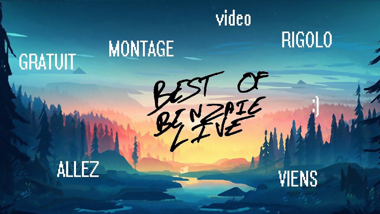 L'Histoire de la chaîne BestOf BenzaieLive (VOD live)