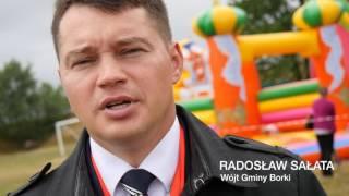 Festyn Rekreacyjno Sportowy w Starej Wsi Gmina Borki 2016