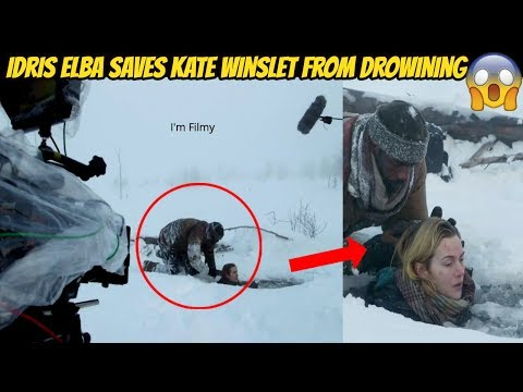 The Mountain Between Us Behind the Scenes Ft. Kate Winslet & Idris Elba - 2017