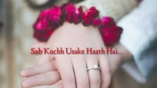 Upar Wala Apne Saath Hai  Whatsapp Status 30 Sec