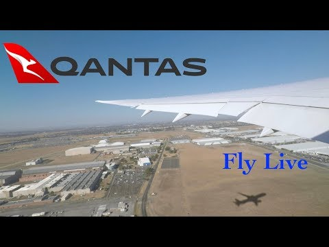 Qantas QF-9 Melbourne To Perth Flight Report (Boeing 787-9)