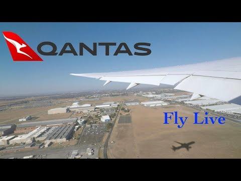 Qantas QF-9 Melbourne To Perth Flight Report (Boeing 787-9)