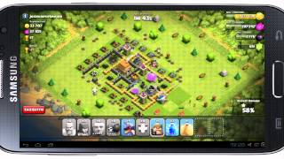 Clash of Clans #72 / Pokis [HD] Let's Play Clash of Clans / Android-iOS