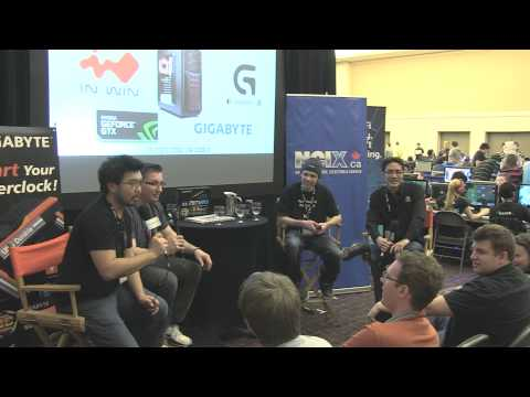 [HD] GOTTACON 2014 - Futurelooks Presents the PC DIY Hardware Panel