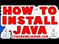 How to Install Java for Minecraft and Forge