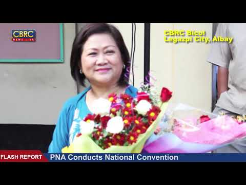 PNA Conducts National Convention In view of the Philippine Nurses Association