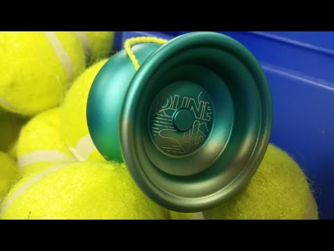 CLYW Dune yoyo unboxing and review.