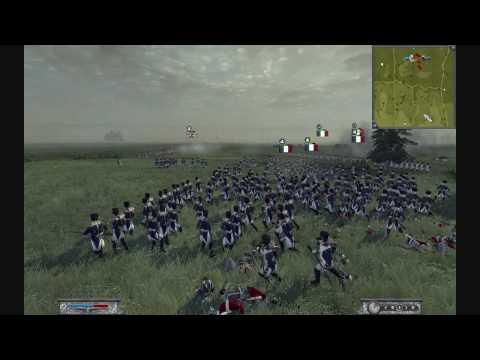 Napoleon Total War Online Battle #046: France vs Great Britain