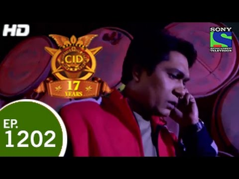 CID - सी ई डी - Khatre Mein CID - Episode 1202 - 13th March 2015